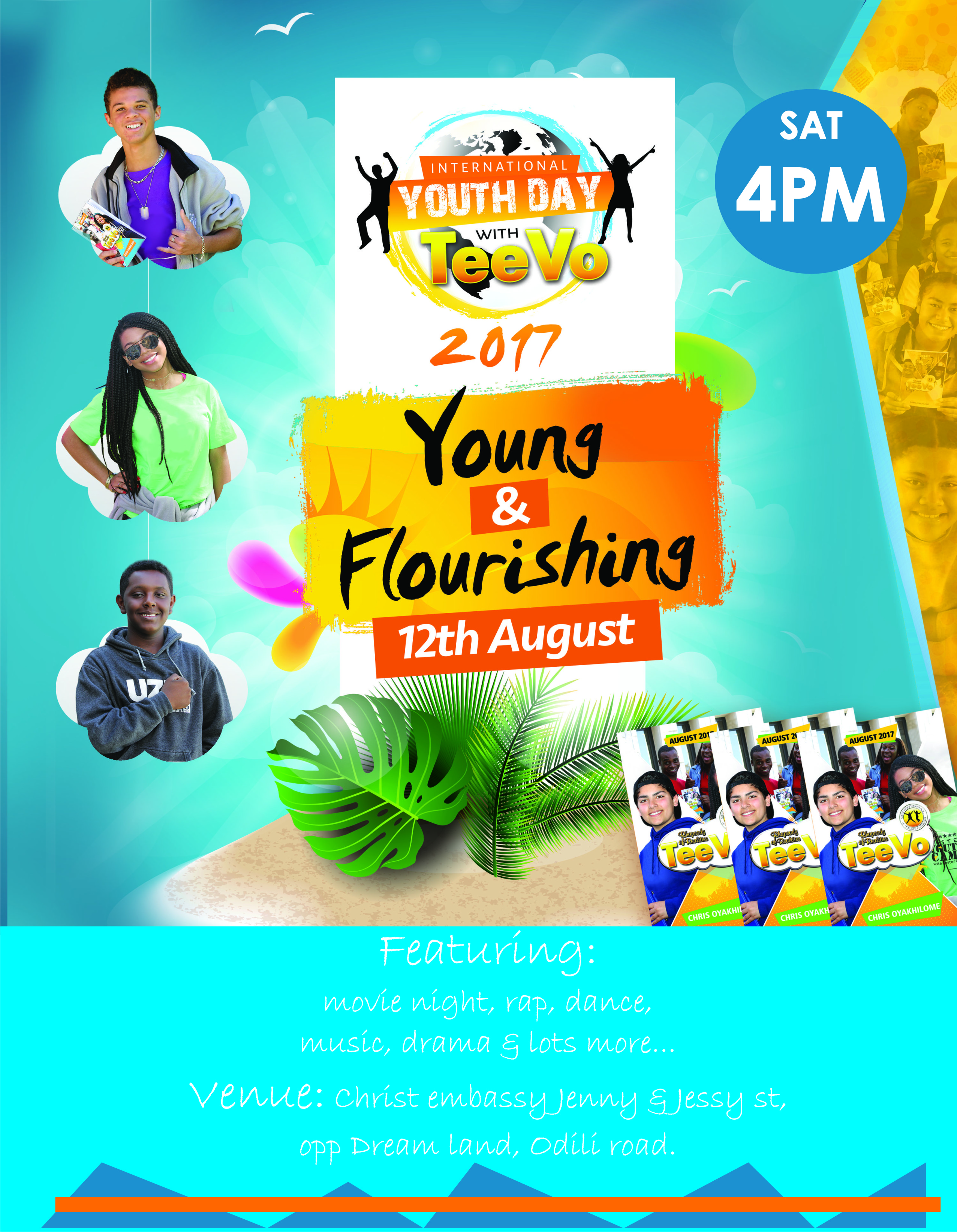 Special Invitation: International Youth Day