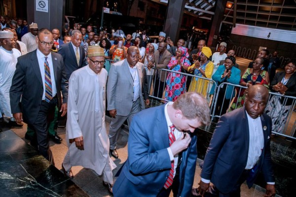See What Nigeria's President Buhari Told World Leaders at 2017 UN General Assembly